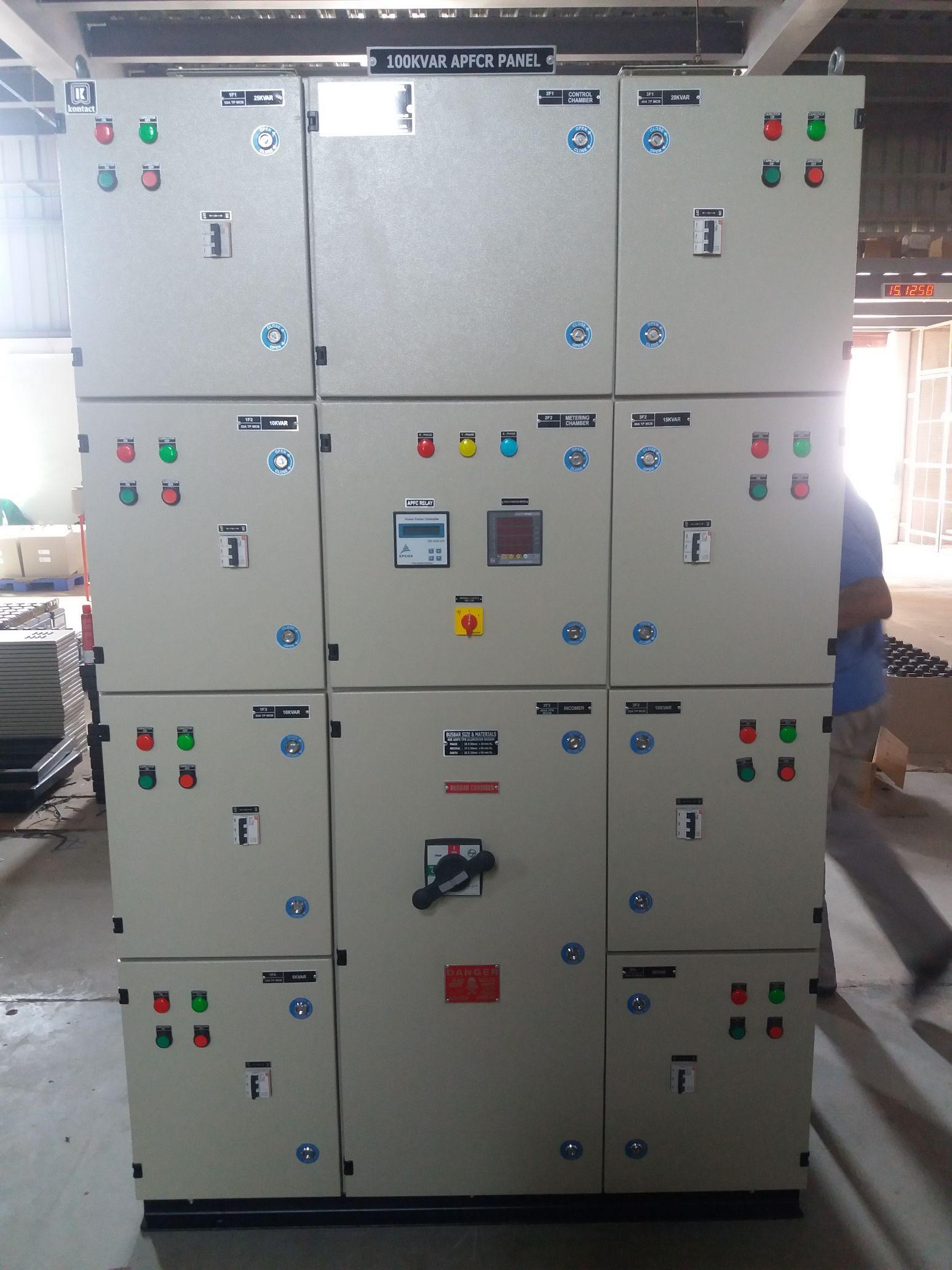 APFC Panel (Capacitor Bank)