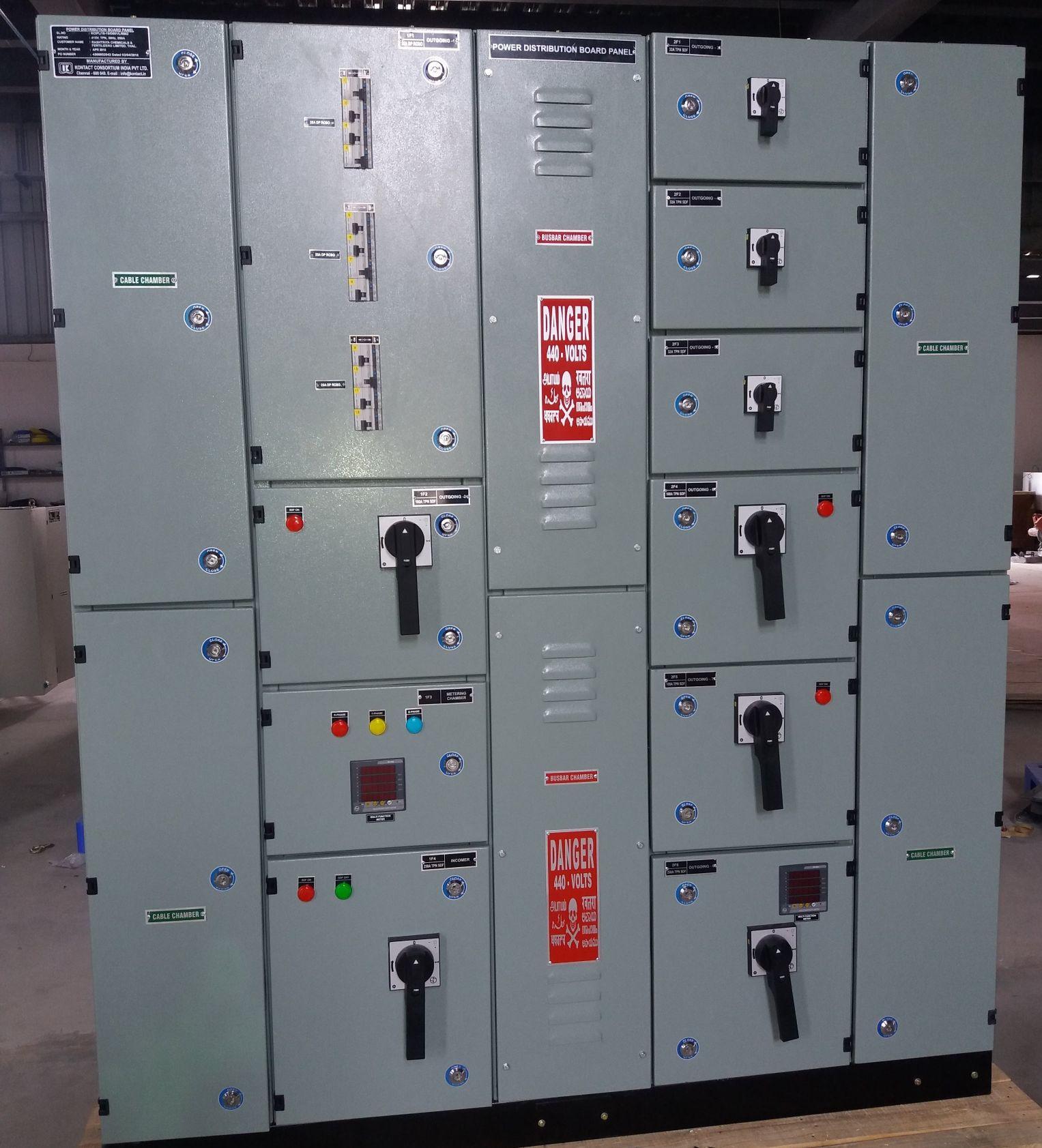 Power Distribution Board (PDB)