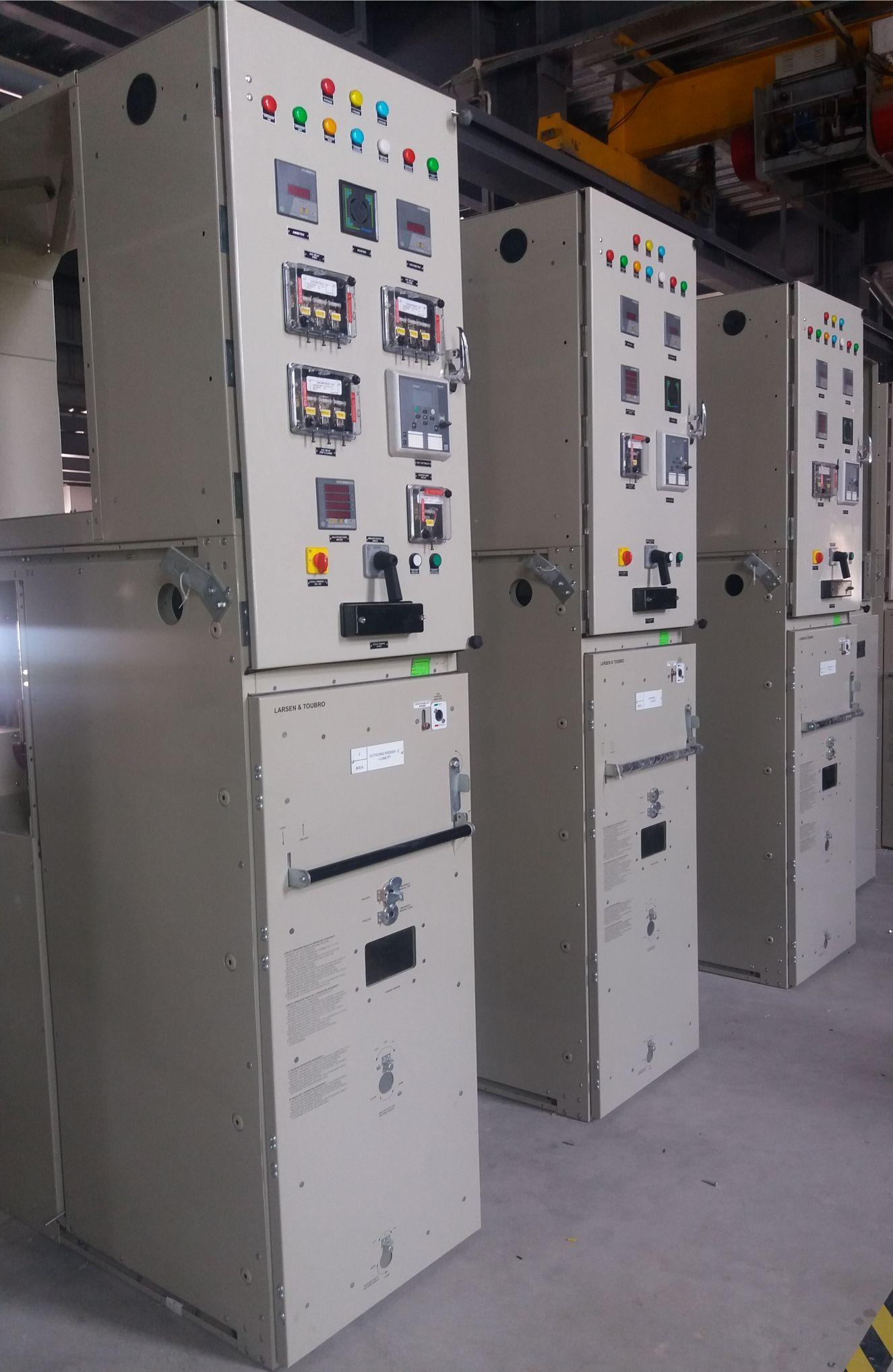 IEC 62271 HT VCB Panel (TTA)