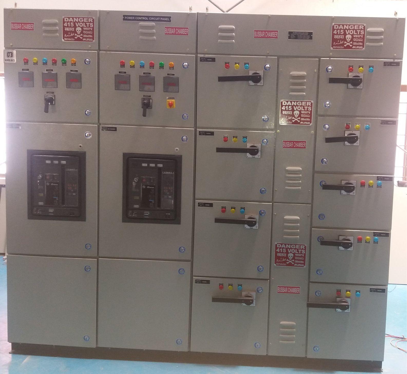 Power Control Centre (PCC)