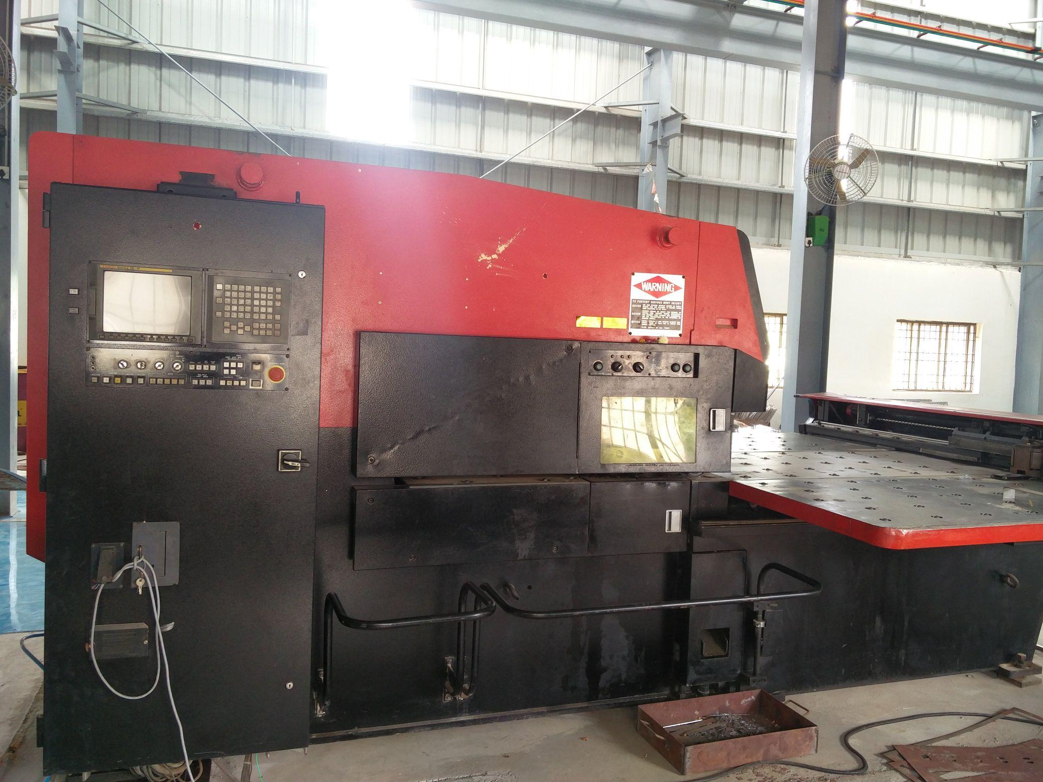 CNC Turret